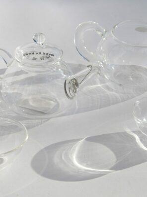 Accesorii din sticlă