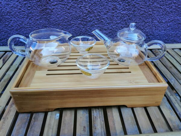 set gong fu cu masuta de ceai