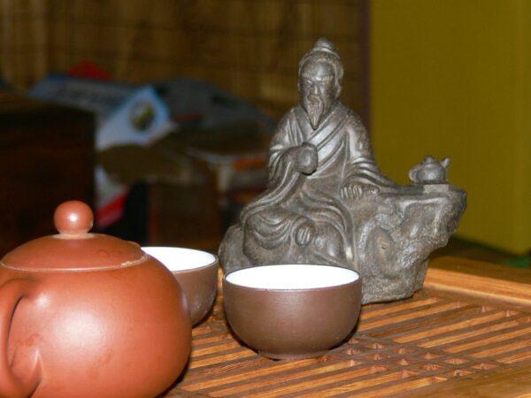sfantul ceaiului lo yu